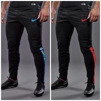 CSN celana panjang training nike sweatpants kantong resleting