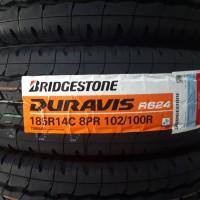Ban Bridgestone Duravis 185/R14/8PR L300