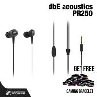 dbE PR250 Dual Voice Coil - Gaming Earphone
