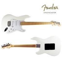 Gitar Elektrik Fender Stratocaster Olympic White Custom Replica Guitar