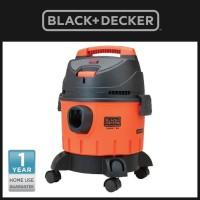 Black Decker Vacuum Cleaner Wet & Dry 20L (BDWD20-B1)