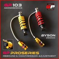 Shock Byson GP 103 Rebound dan Tabung pisah by Ride It