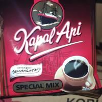 Kopi Kapal Api Mix 25 gram 10 Bungkus