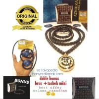 Azhikra Kalung Gelang Kesehatan Black Jade (ORIGINAL) BONUS
