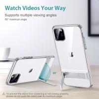 Case iPhone 11 / 11 Pro / 11 Pro Max ESR Softcase Kickstand Casing
