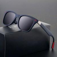 kacamata hitam pria polarized sunglass polaroid antisilau UV original