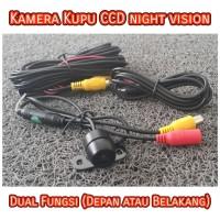 Kamera Mobil CCD multi fungsi bisa sebagai Kamera Depan atau Belakang
