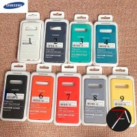 Samsung Galaxy S10 Silicone Full Cover Soft Case Silikon Original