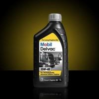 Oli Mobil Delvac MX 15W40 Botol 1 Liter - Ada Hasil Lab dr Trakindo