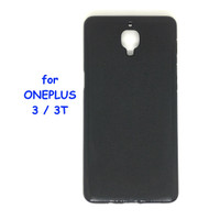 Softcase OnePlus 3T / Casing Soft TPU Jelly Case 1+ 3 T