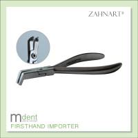 Tang pelepas behel Dental Direct Bonding Bracket Remover Pliers Curved