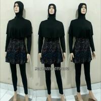baju renang perempuan muslimah dewasa dan remaja 654