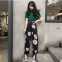 Baju Wanita FIONARIA SET FLOWER