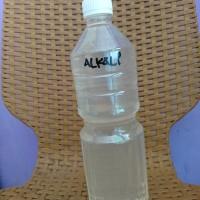 Alkali / Cairan alkali laundry 1 liter