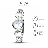 Jam Tangan Wanita Alba FASHION Quartz Stainless Steel AH7A79 Original