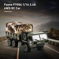 mobil remote FAYEE FY004 rtr full propo 6WD rc car FY004 V JJRC Q65