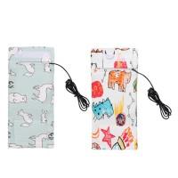 Sikiwind Penghangat Botol Susu Bayi Portable dengan USB