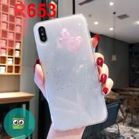 Soft Casing Glitter Cute Case untuk iPhone 6 6S 7 8 Plus xR XS MAX