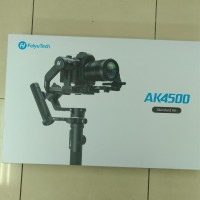 Feiyu Ak4500 3-Axis Gimbal Stabilizer For camera DSLR and miroless