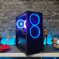 PC Gaming Intel | i5-4570| RX 580 4GB | 8GB RAM |120GB SSD