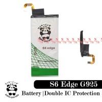 Baterai Samsung Galaxy S6 EDGE Rakkipanda Double Power Protection