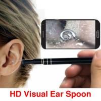 Alat Pembersih Lubang Telinga dengan Kamera Endoskopi 3 in 1