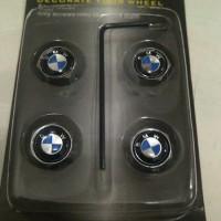 Tutup pentil logo BMW