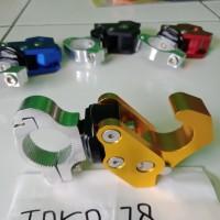Gantungan Barang Lipat accesories motor NMAX PCX AErox Vario Mio