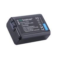 Smatree Baterai Sony NP-FW50 & a3000 a5000 a5100 a6000 a6300 a650