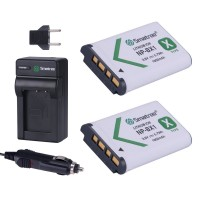 Smatree Battery Kit for Sony NP-BX1 & BX1 M8