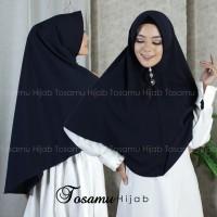 Jilbab/Bergo Bahan Wolfis Size L ( Fashion Hijab Syari )