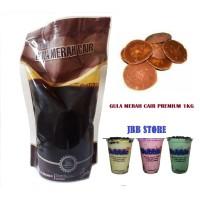 Premium Brown Sugar atau Gula Merah Cair Premium 1kg