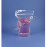 Kemasan Plastik Minuman Standing Pouch 250 ml