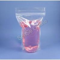 Kemasan Plastik Minuman Standing Pouch 500 ml