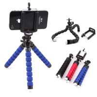 Tripod Spider Flexible Mini Tripot Hp Handphone Camera Kamera .
