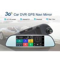 Junsun E515 Mirror Dash Camera 3G GSM WiFi GPS Navigator 1080P Dashcam