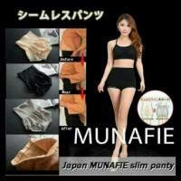 MUNAFIE Korset Slimming Pants / Pakaian Dalam Wanita KOMPLIT