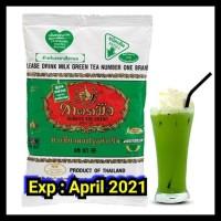 Thai tea ( greentea ) KOMPLIT