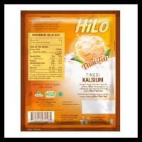 HiLo Thai Tea (10 Sch) PRODUK TERBATAS