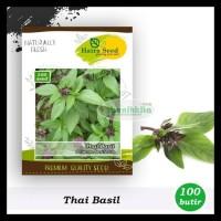 Benih-Bibit Thai Basil (Haira Seed) BERKUALITAS