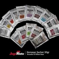 Sachet Jagorista - Thai Tea - Premium Bubble Drink Powder EKSLUSIF