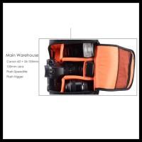 Super Sale Camera Sling Bag Shoulder Cross Digital Case Waterproof