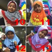 Jilbab Anak Instan Hijab Kerudung Anak Wyloz Bukan Rabbani Vania Afra
