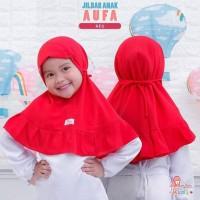 Jilbab Anak Kerudung Anak Instan Bergo Anak Aufa Miulan Kualitas
