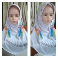 Baru Kerudung Rabbani Anak Terbaru Jilbab Bergo Instan Anak Kualitas
