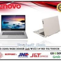 LAPTOP LENOVO IDEAPAD C340 RYZEN 3-3200U 8GB 256GB ssd VEGA 3