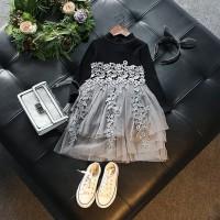 baju dress anak gaun kaos terusan pesta ultah birthday christmas natal
