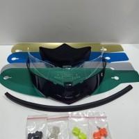 Paket sposiler + tear off + post + talang air PNP nhk gp 1000 Rx9 term