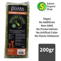 Mie Sawi/Gourmet Noodle Mustard Greens | Javara | 200gr