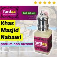 Parfum (Minyak Wangi) Khas Masjid Nabawi - Fardaz Soft Nabawi